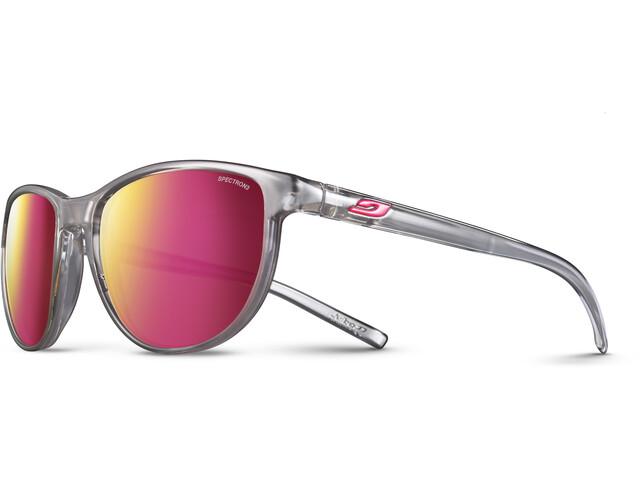 Julbo Idol Spectron 3 Sunglasses Kids, gris/rosa